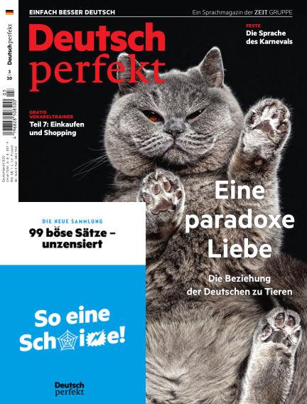 Deutsch perfekt - Einfach besser Deutsch February 19, 2020 00:00