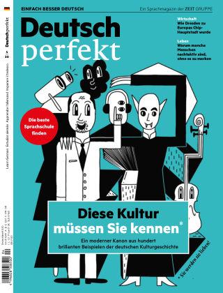 Deutsch perfekt - Einfach besser Deutsch 04/2020