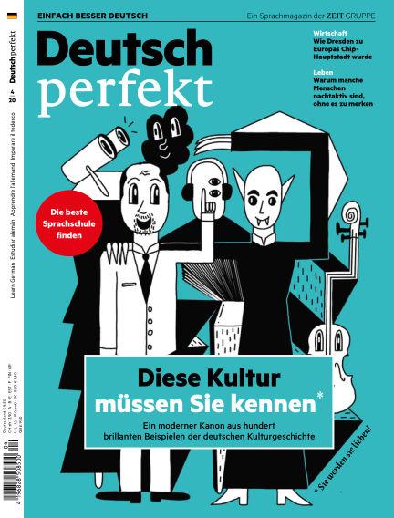 Deutsch perfekt - Einfach besser Deutsch March 18, 2020 00:00