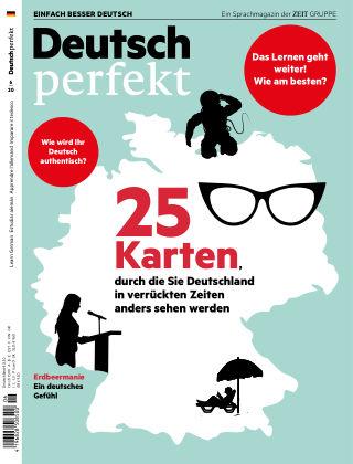 Deutsch perfekt - Einfach besser Deutsch 06/2020