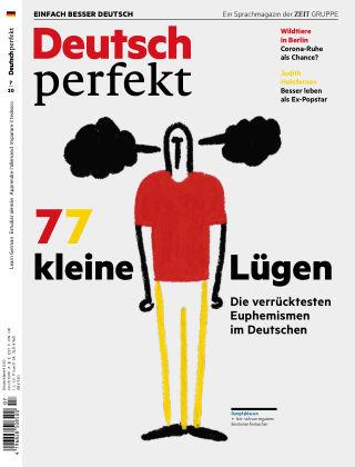 Deutsch perfekt - Einfach besser Deutsch 07/2020