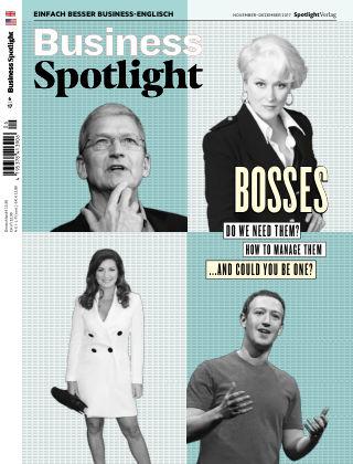 Business Spotlight - Einfach besser Business-Englisch 06/2017