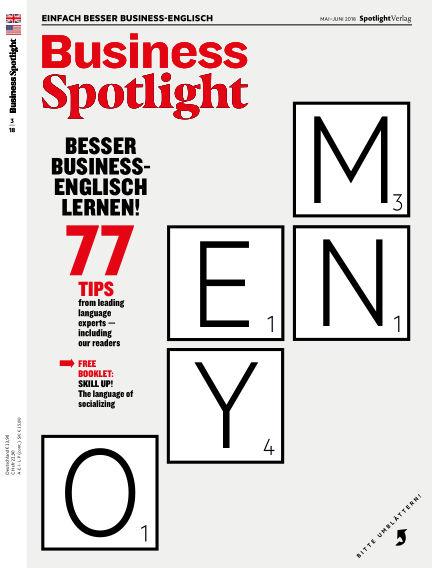 Business Spotlight - Einfach besser Business-Englisch