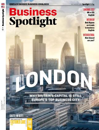 Business Spotlight - Einfach besser Business-Englisch 04/2018