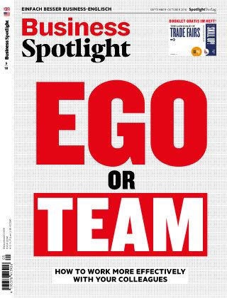 Business Spotlight - Einfach besser Business-Englisch 05/2018