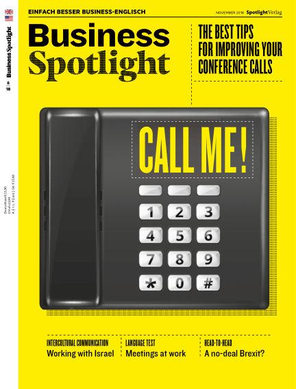 Business Spotlight - Einfach besser Business-Englisch October 23, 2018 00:00