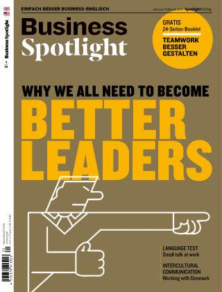 Business Spotlight - Einfach besser Business-Englisch 01/2019