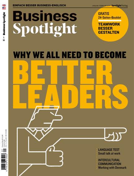 Business Spotlight - Einfach besser Business-Englisch December 18, 2018 00:00