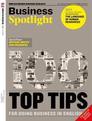 Business Spotlight - Einfach besser Business-Englisch 02/2019