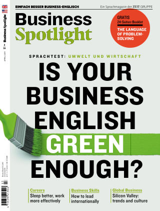 Business Spotlight - Einfach besser Business-Englisch 03/2019