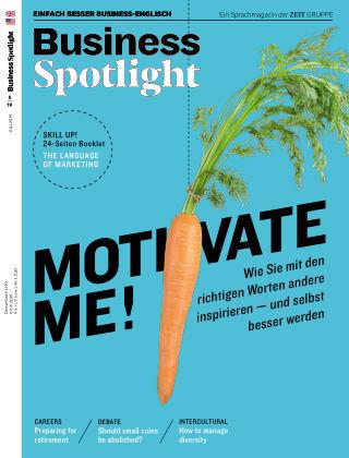 Business Spotlight - Einfach besser Business-Englisch 05/2019