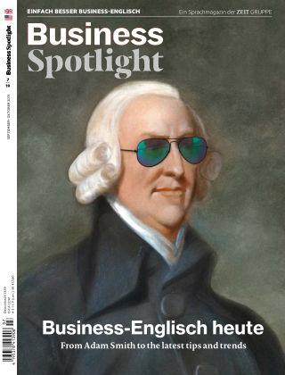 Business Spotlight - Einfach besser Business-Englisch 07/2019