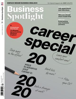 Business Spotlight - Einfach besser Business-Englisch 01/2020