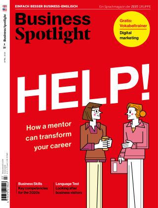 Business Spotlight - Einfach besser Business-Englisch 03/2020