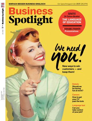 Business Spotlight - Einfach besser Business-Englisch 05/2020