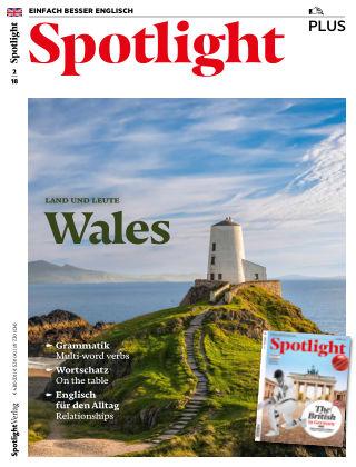 Spotlight Plus - Übungsheft 02/2018