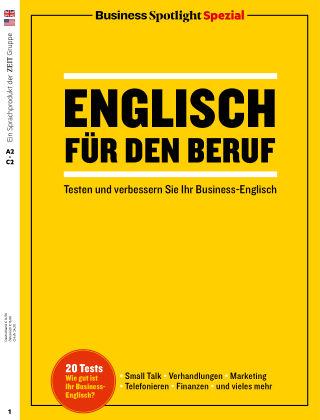 Business Spotlight Spezial - Englisch für den Beruf 1