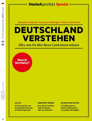 Deutsch perfekt Spezial Deutschland verst...