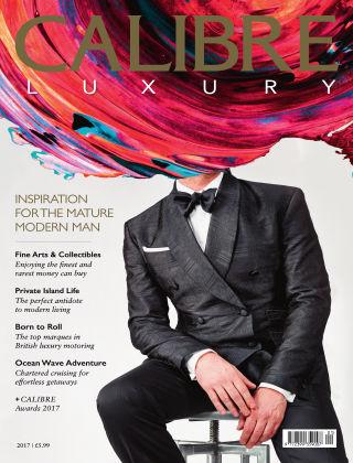 Calibre Luxury Issue 1 2017