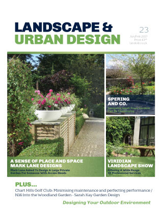 Landscape & Urban Design Issue 23