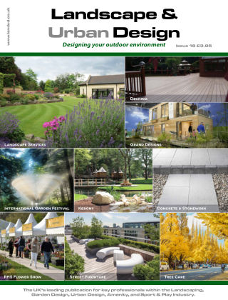 Landscape & Urban Design Issue 18