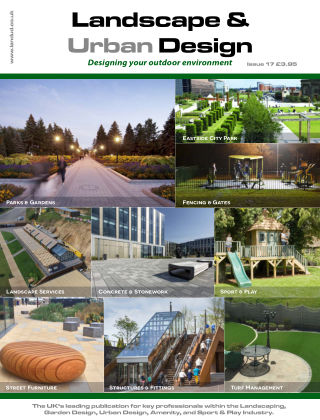 Landscape & Urban Design Issue 17