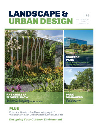 Landscape & Urban Design Issue 19