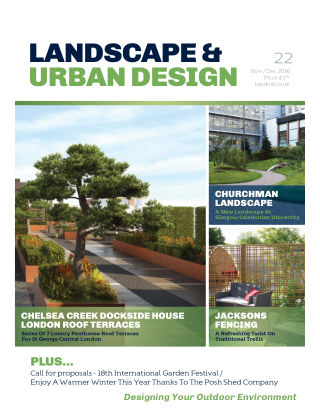 Landscape & Urban Design Issue 22