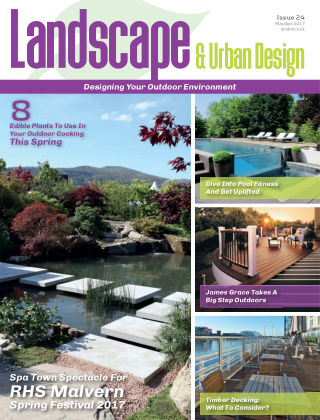 Landscape & Urban Design Issue 24