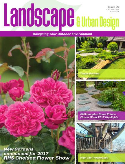 Landscape & Urban Design May 09, 2017 00:00