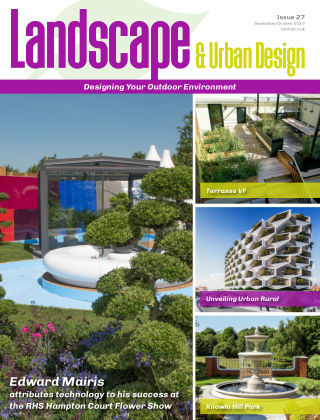 Landscape & Urban Design Issue 27
