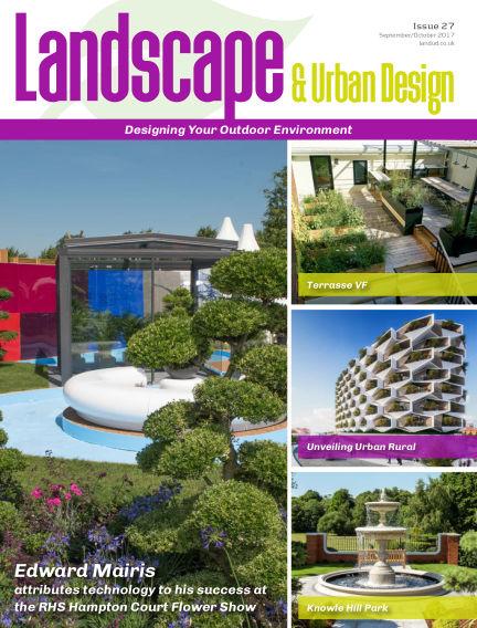 Landscape & Urban Design October 08, 2017 00:00