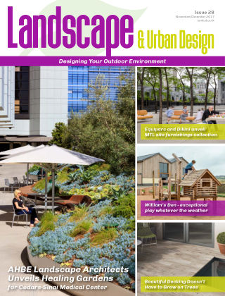 Landscape & Urban Design Issue 28