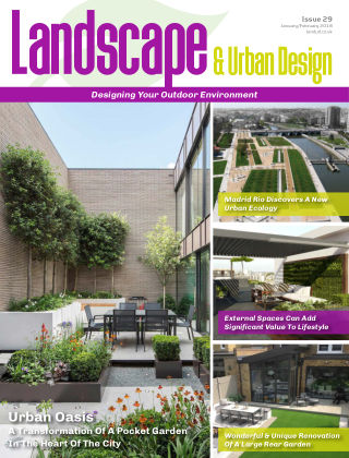 Landscape & Urban Design Issue 29