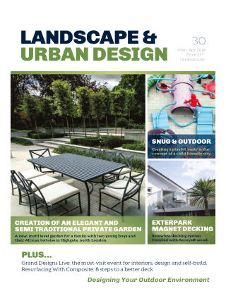 Landscape & Urban Design Issue 30
