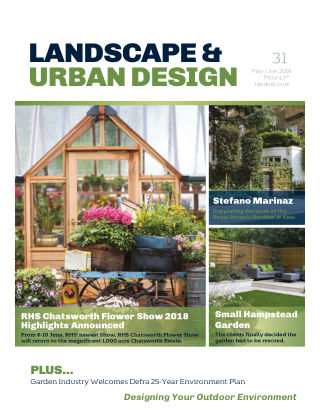 Landscape & Urban Design Issue 31