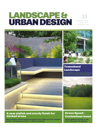 Landscape & Urban Design Issue 33