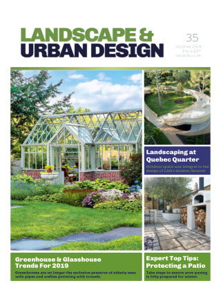 Landscape & Urban Design Issue 35