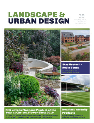 Landscape & Urban Design Issue 38