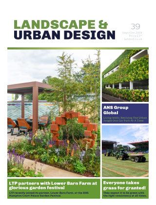 Landscape & Urban Design Issue 39