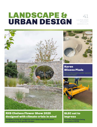 Landscape & Urban Design Issue 41