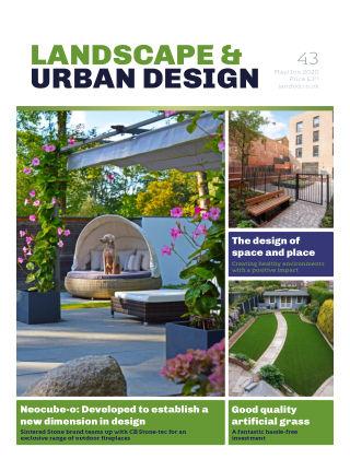 Landscape & Urban Design Issue 43