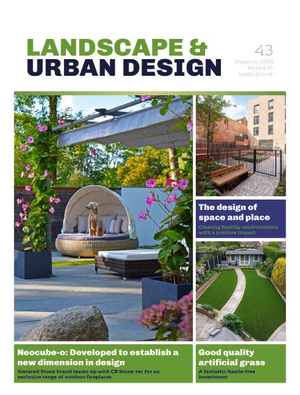 Landscape & Urban Design May 05, 2020 00:00
