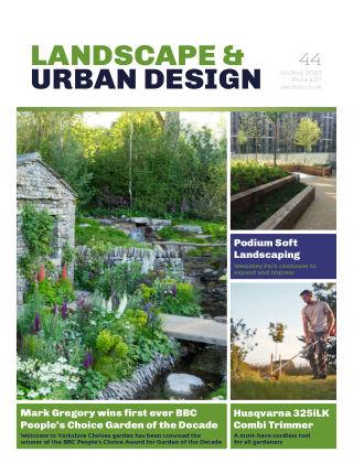 Landscape & Urban Design Issue 44