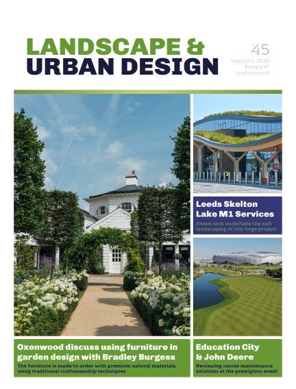 Landscape & Urban Design September 04, 2020 00:00