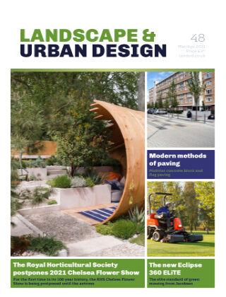 Landscape & Urban Design Issue 48