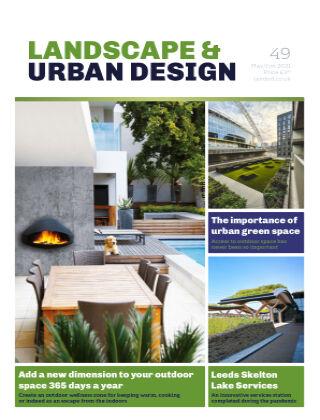 Landscape & Urban Design May/June 2021