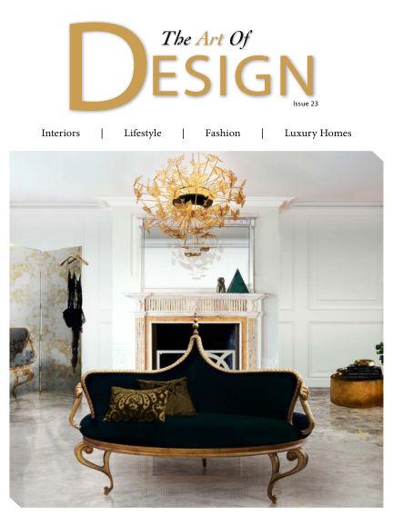 The Art of Design January 26, 2017 00:00