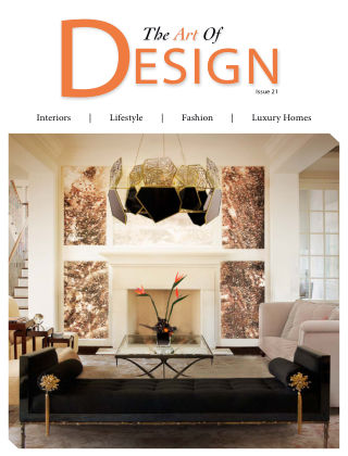 The Art of Design Issue 21