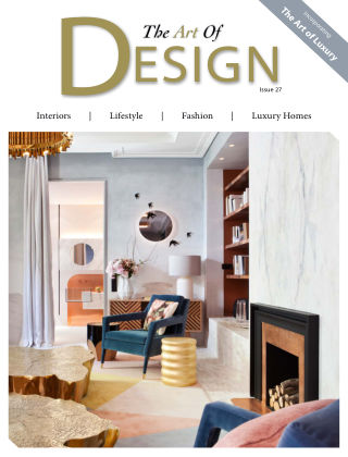 The Art of Design Issue 27